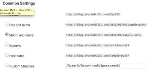 Optimize URLs for SEO