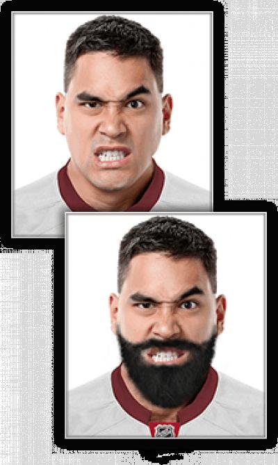 Stanley Cup Beard Battle