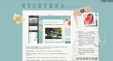 20 gorgeous and functional tumblr themes to try