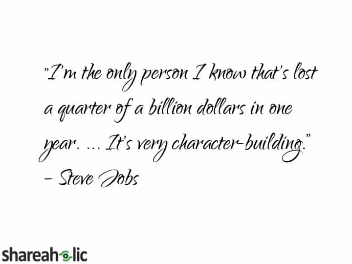 15 Great Google Web Fonts Demonstrated By The Best Steve Jobs Quotes