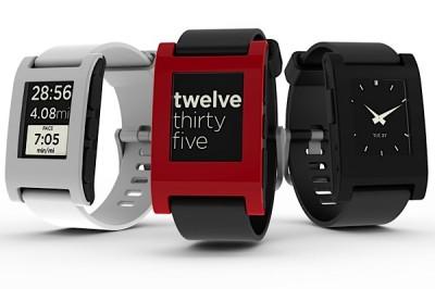 Pebble E-watch