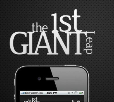1st Giant Leap Mobile WordPress Theme