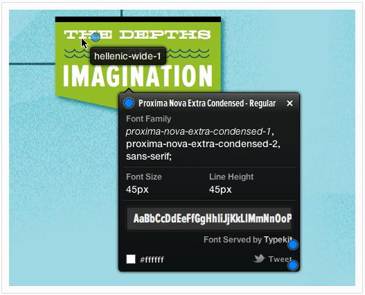 Font Chrome Extension