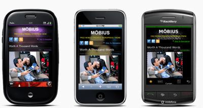 Möbius WordPress Theme