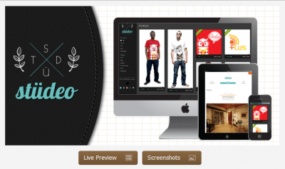 Studeo WordPress Theme