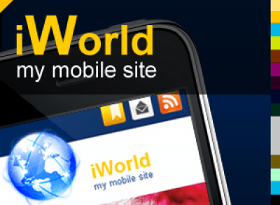 iWorld WordPress Theme