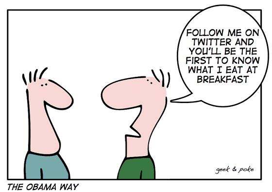 The Elitist Twitter User
