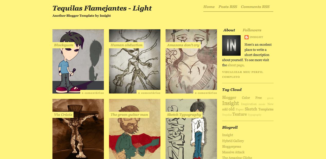 Tequilas Flamejantes - Light