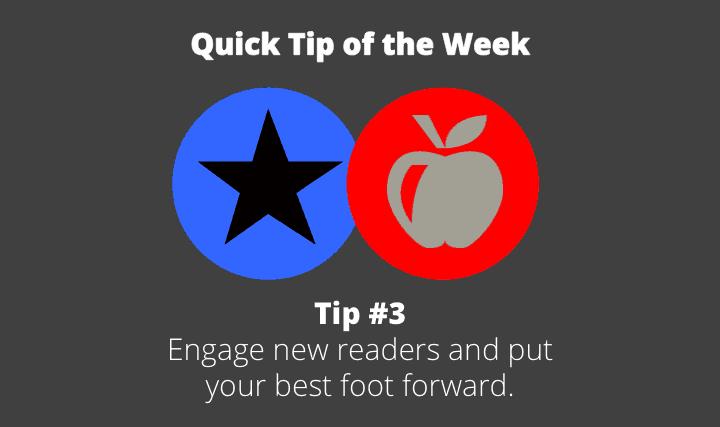 quick tip 3