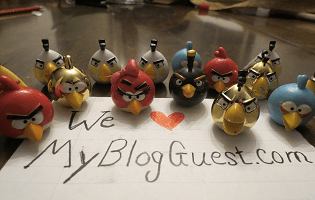 We Love My Blog Guest