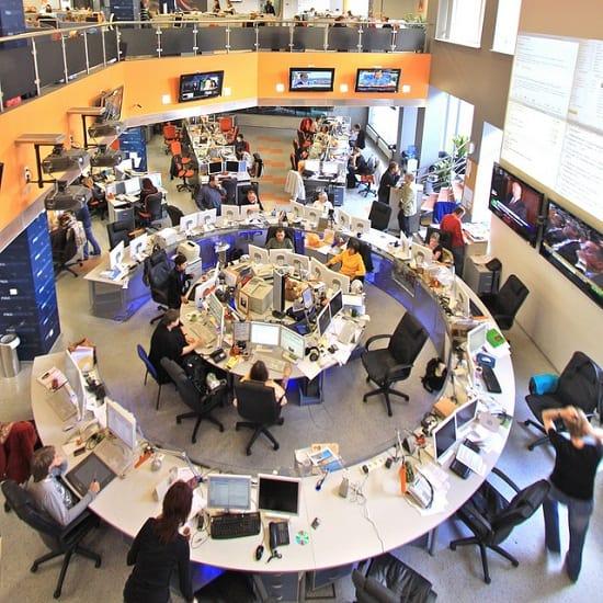 Newsroom by Russland and Ukraine