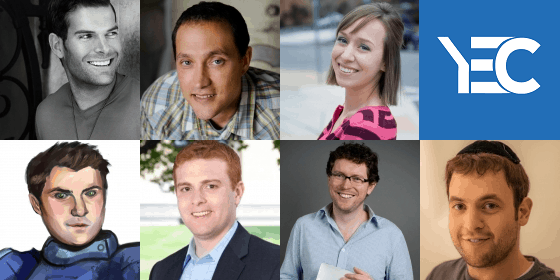 Paid Content Marketing Strategies from members of the YEC