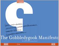The Gobbledygook Manifesto by David Meerman Scott