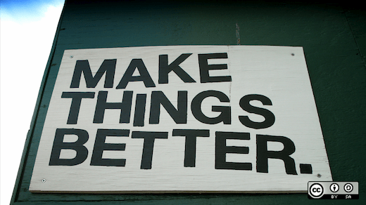 make things better by opensourceway