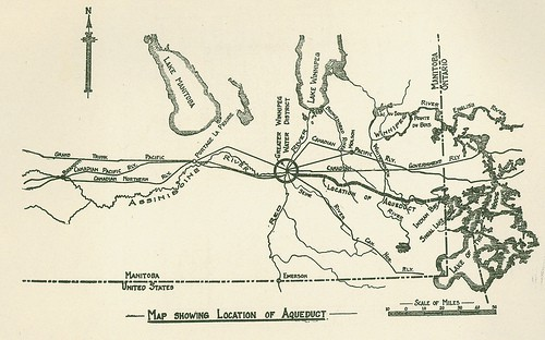 map by Manitoba Historical Maps