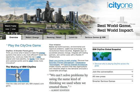 IBM CityOne