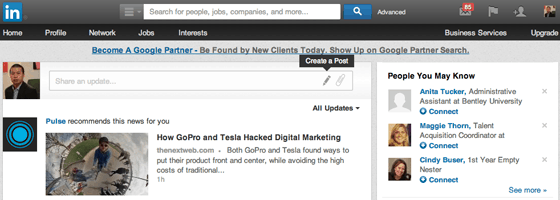 LinkedIn Publishing Tool