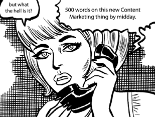 What about content marketing