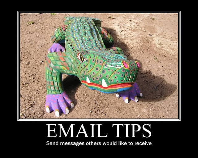 Ridiculously Easy Email Tips