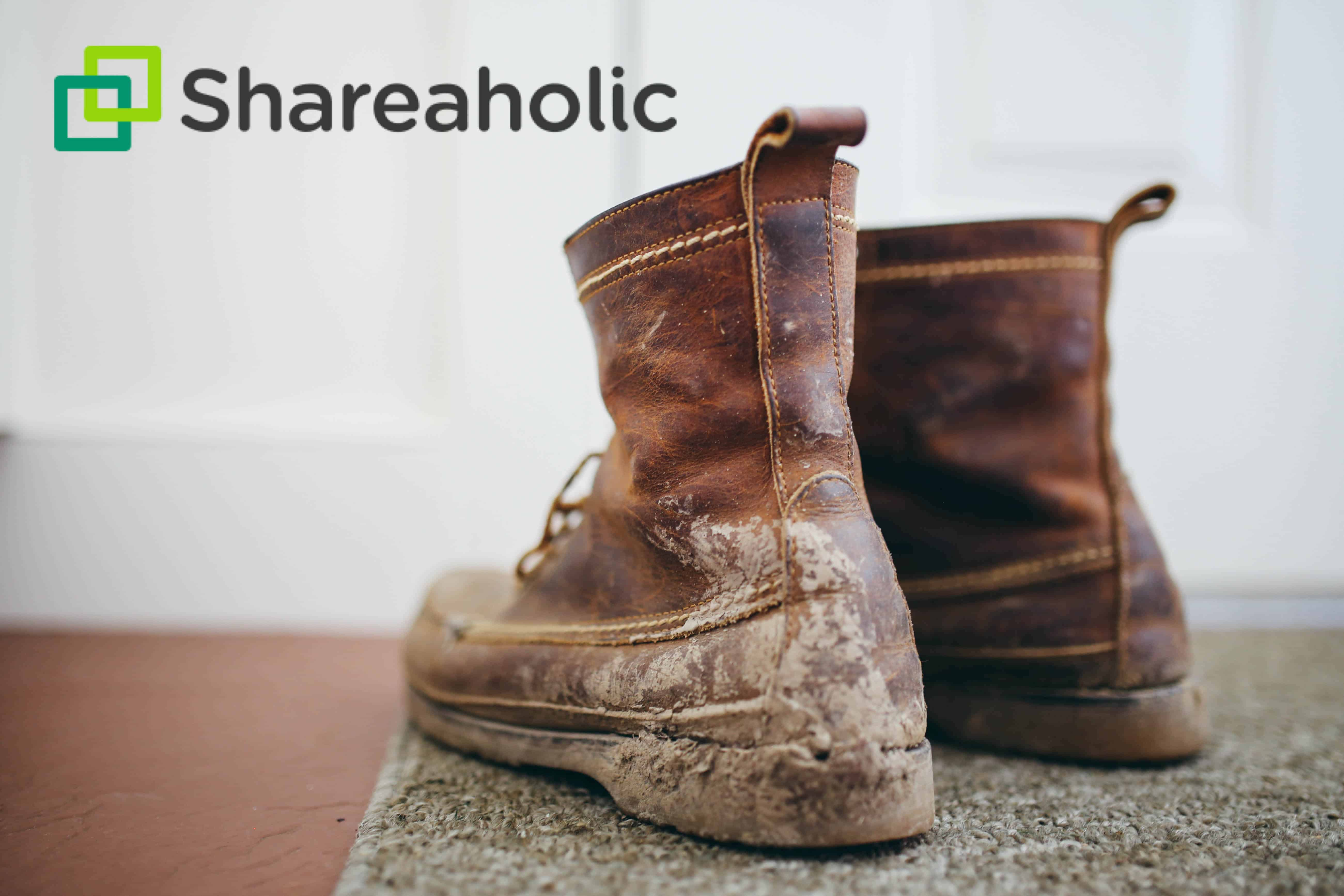 Shareaholic_Working_Hard_Getting_Our_Boots_Dirty