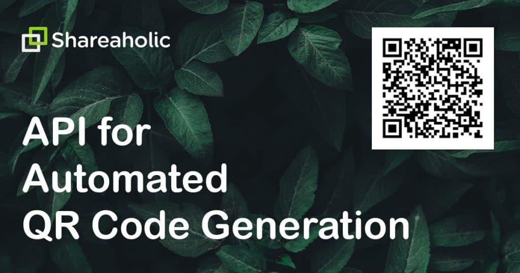 QR Code Generator API